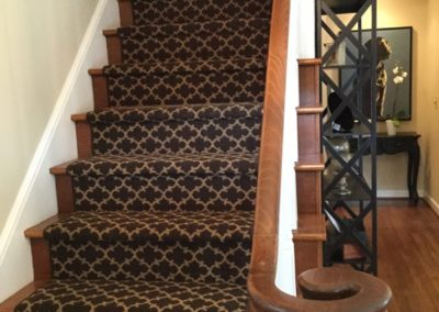 Rittenhouse Before Stairs
