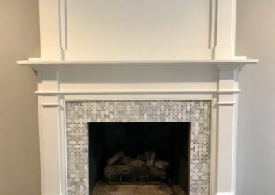 Rittenhouse Fireplace After