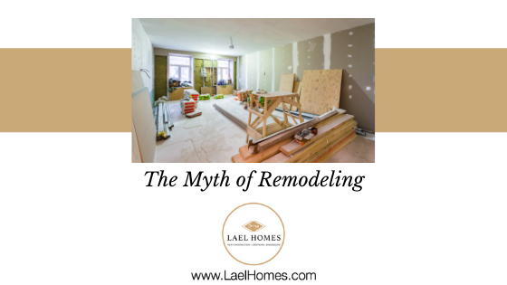 The Myth of Remodeling