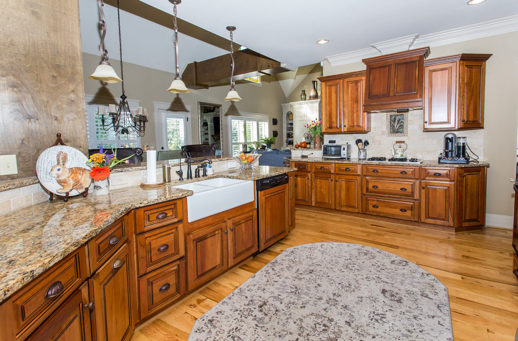 Kitchen Cabinet Remodels Make Life Simpler